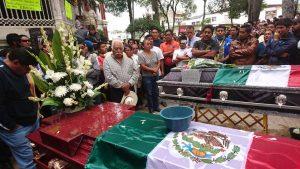 Llegada a Tlaxiaco de Anselmo Cryz y Omar González
