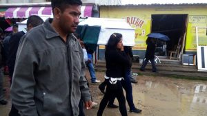 Entierro de Jesús Cadena, Nochixtlán